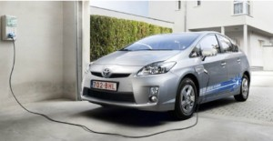 coches electricos toyota prius